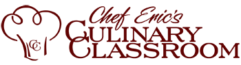 Chef Eric's Culinary Classroom
