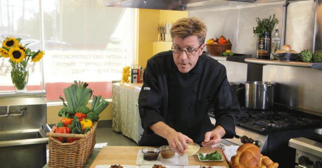Chef Eric's 4-Week Healthy Cooking Series