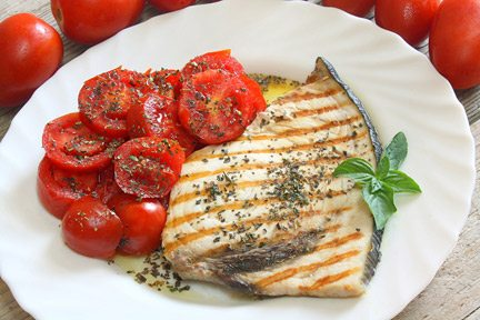Grilled Swordfish with Herb Butter | Chef Eric's Culinary Classroom