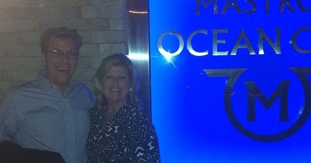Birthday Dinner at Mastro's Ocean Club, Malibu