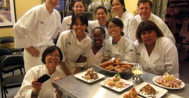 Los Angeles Pastry Chef Scholarship – Chef Eric's 2015 Scholarship Program