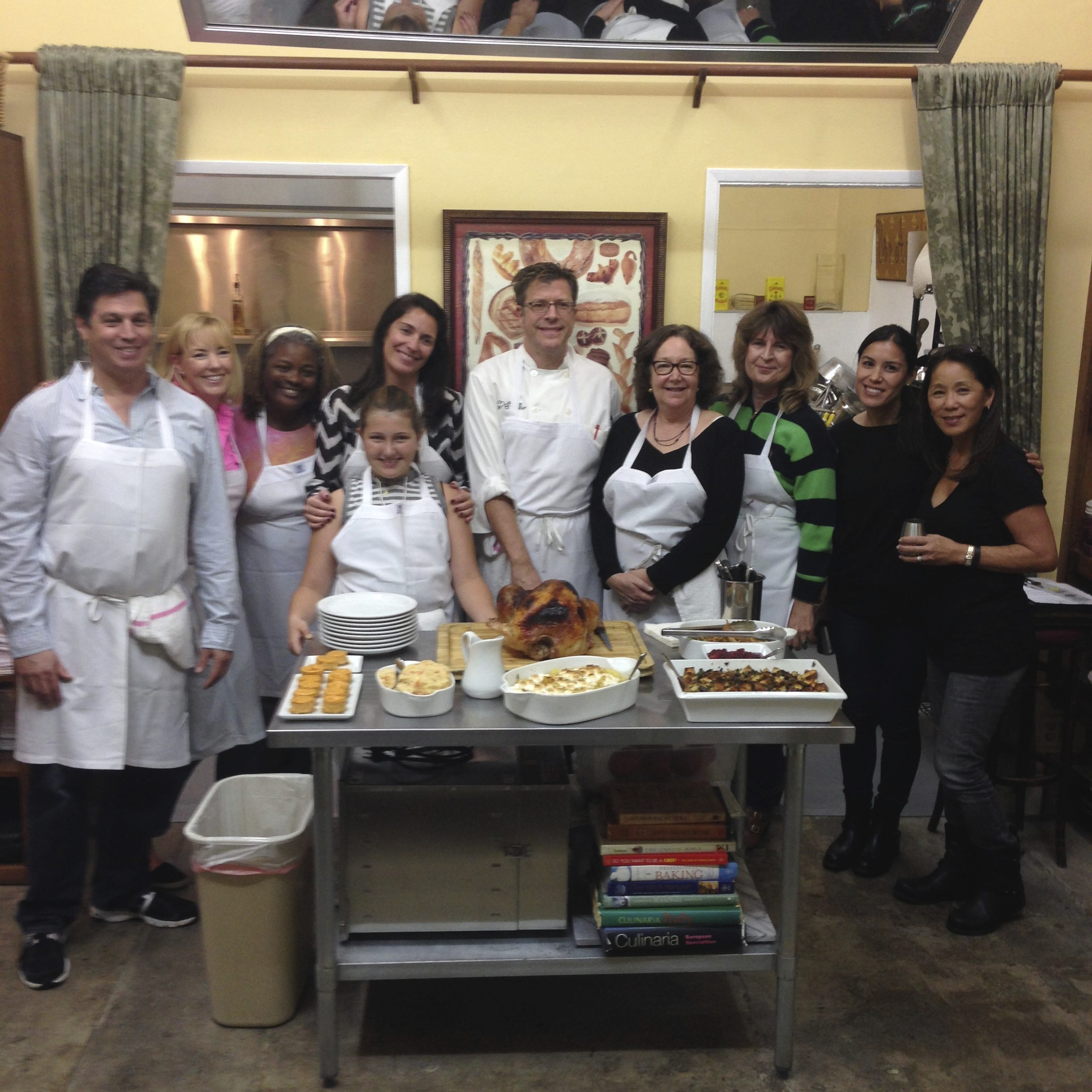 Kitchen Academy: Cooking School In Los Angeles And Pasadena, CA