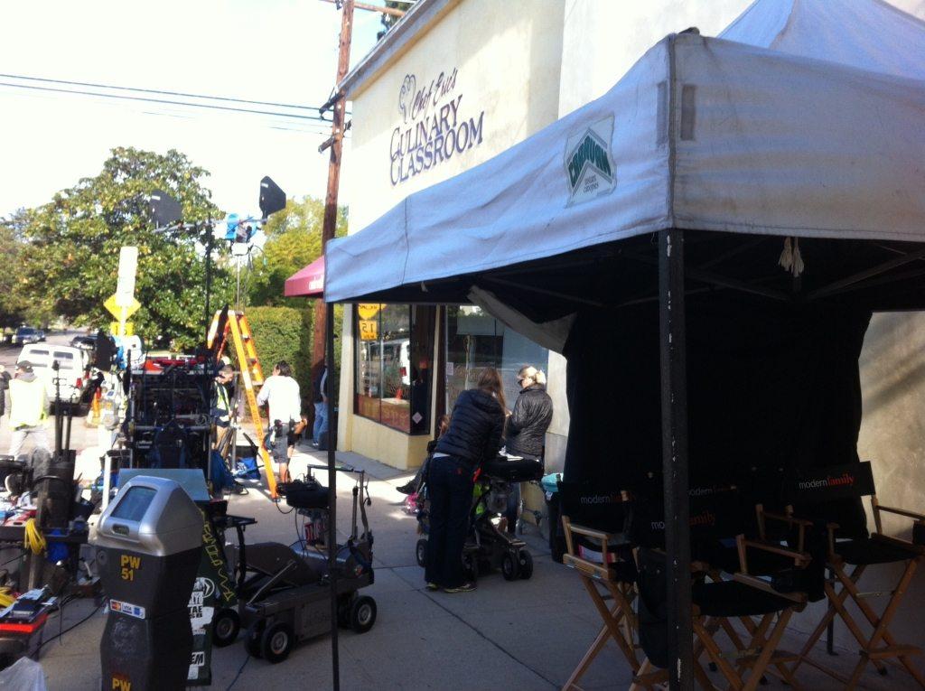 Los Angeles Filming Location