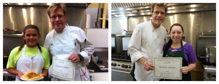 Chef Eric's Culinary Classroom with CoachArt
