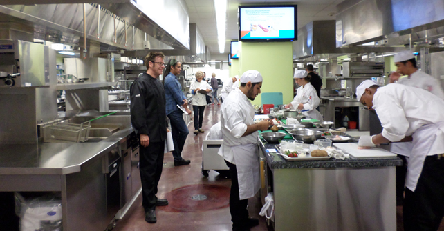 Culinary Dreams Come True at the C-CAP Competition