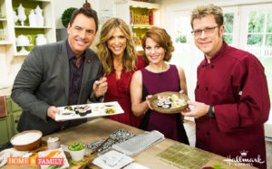 Culinary Classroom - Sushi with Candace Cameron
