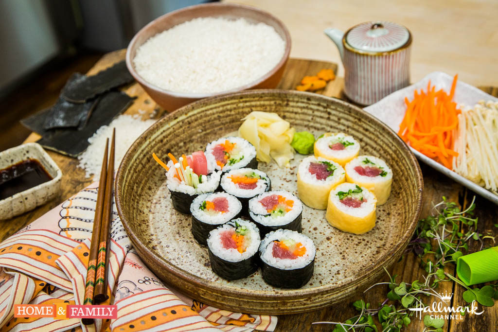Traditional Sushi Rice Recipe