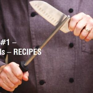 EPISODE #1 – Knife Skills – it all starts here