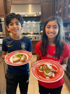 Kids Virtual Cooking Classes